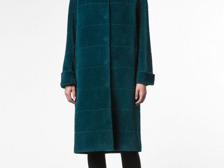 Женские пальто из натуральной шерсти альпака. Где купить в Москве?