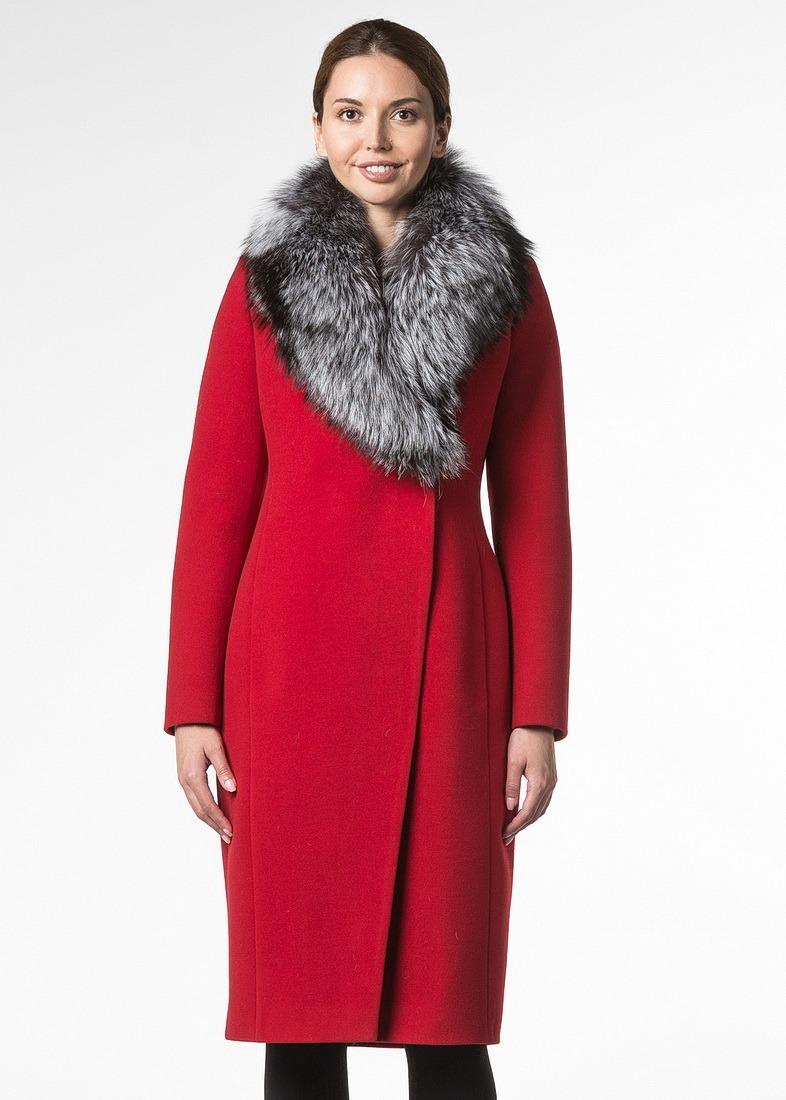 Купить пальто из шерсти в Москве