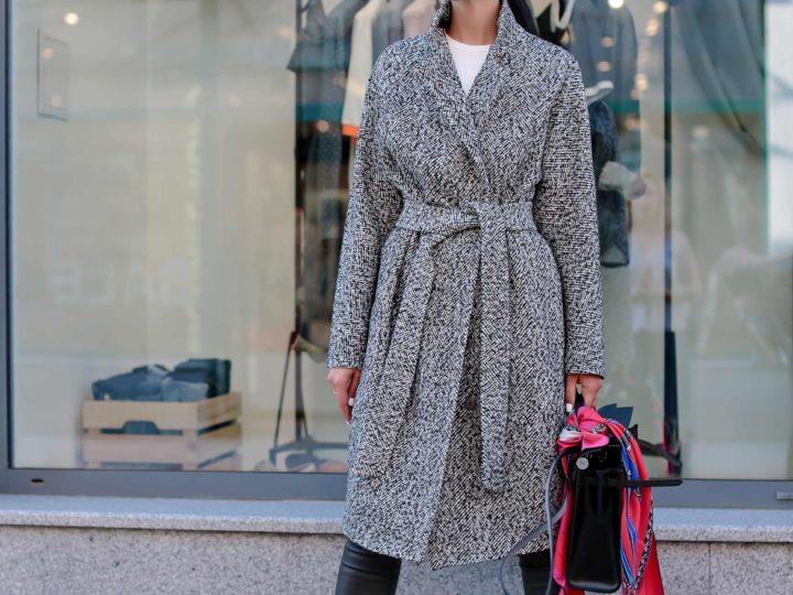Особенности демисезонного пальто