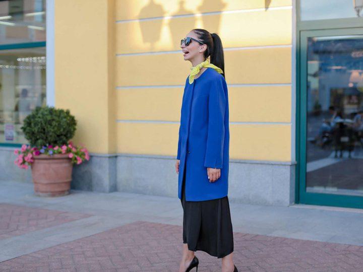 Разновидности женских пальто