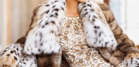 Где купить шубы из рыси в Москве