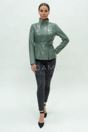 Купить Кожаная куртка в классическом стиле